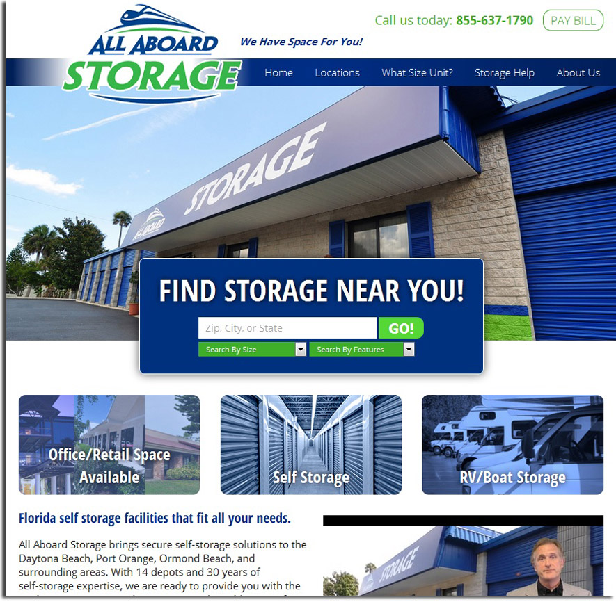 Self-Storage Near Me