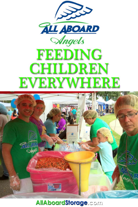 All Aboard Angels - Feeding Children Everywhere