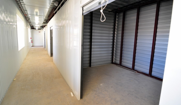 Front Aisle Self-Storage