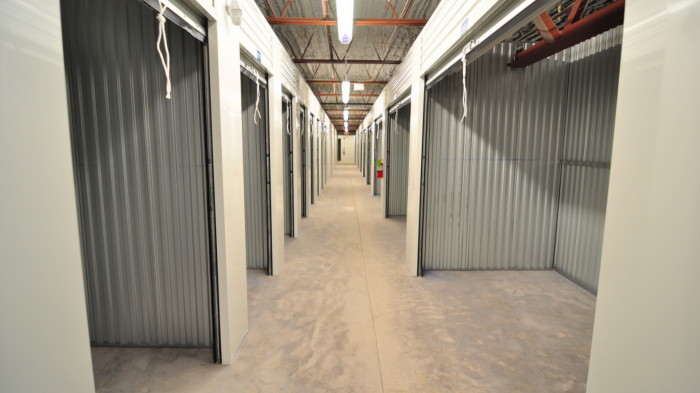 2nd Floor Storage Units