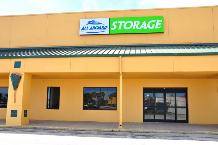 Storage facility in Daytona Beach - Sunshine Depot