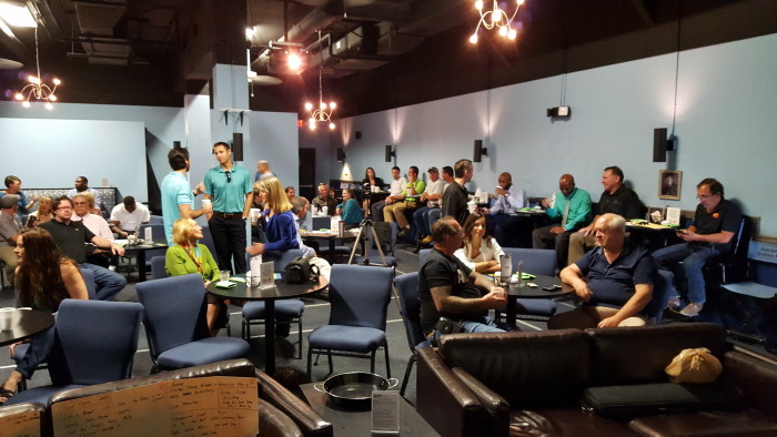 1 Million Cups Daytona 3-16-2016