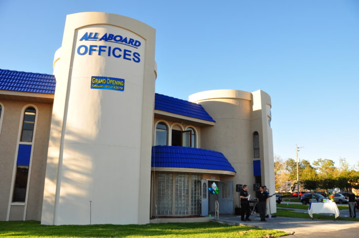 All Aboard Offices Building with Office Space in Ormond Beach
