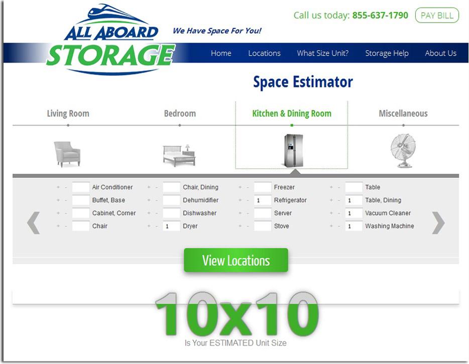 What Size Storage Unit Do I Need